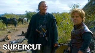 Tyrion and Bronn Being a Comedic Duo