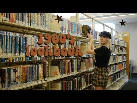 1960's LOOKBOOK 🍒 vintage outfits