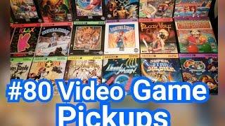 80 garage sale and value village haul kacy da game nerd
