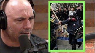 Joe Rogan on Antifa Not Knowing How to Fight