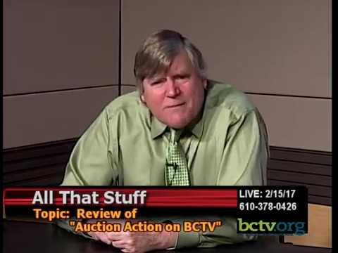 """Review of """"Auction Action on BCTV"""" 2-15-17"""