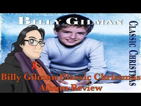 Billy Gilman Classic Christmas Album Review