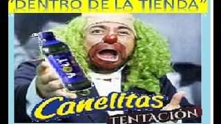 DENTRO DE LA TIENDA CANELITAS TENTACIÓN FEB 2017