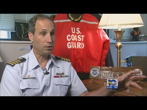 The Interview: USCG Capt. Don Rose