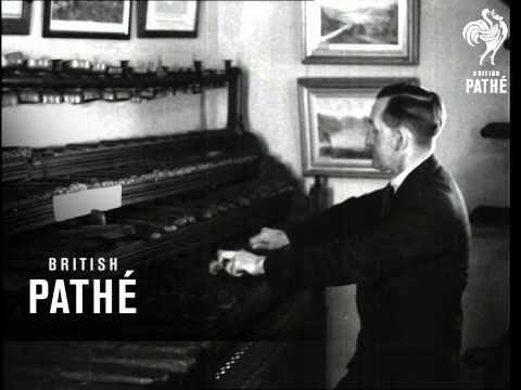 Xylophone Musical Stones (1936)