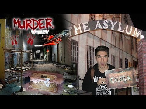 Thumbnail: OUIJA BOARD AT CHILDRENS INSANE ASYLUM // EVIL SPIRIT MURDER CONFESSION ( GONE WRONG )
