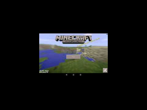 How To Install Ex-Nihilo And Map For MCPE
