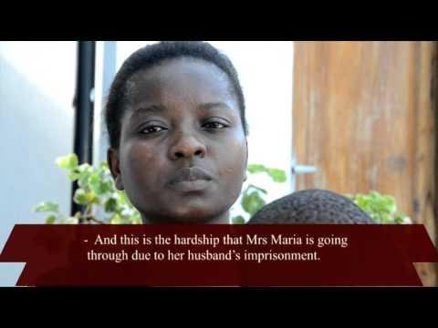Mgoba's Wife Testimony