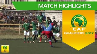Madagascar vs DR Congo | Africa Cup of Nations Qualifiers 2017