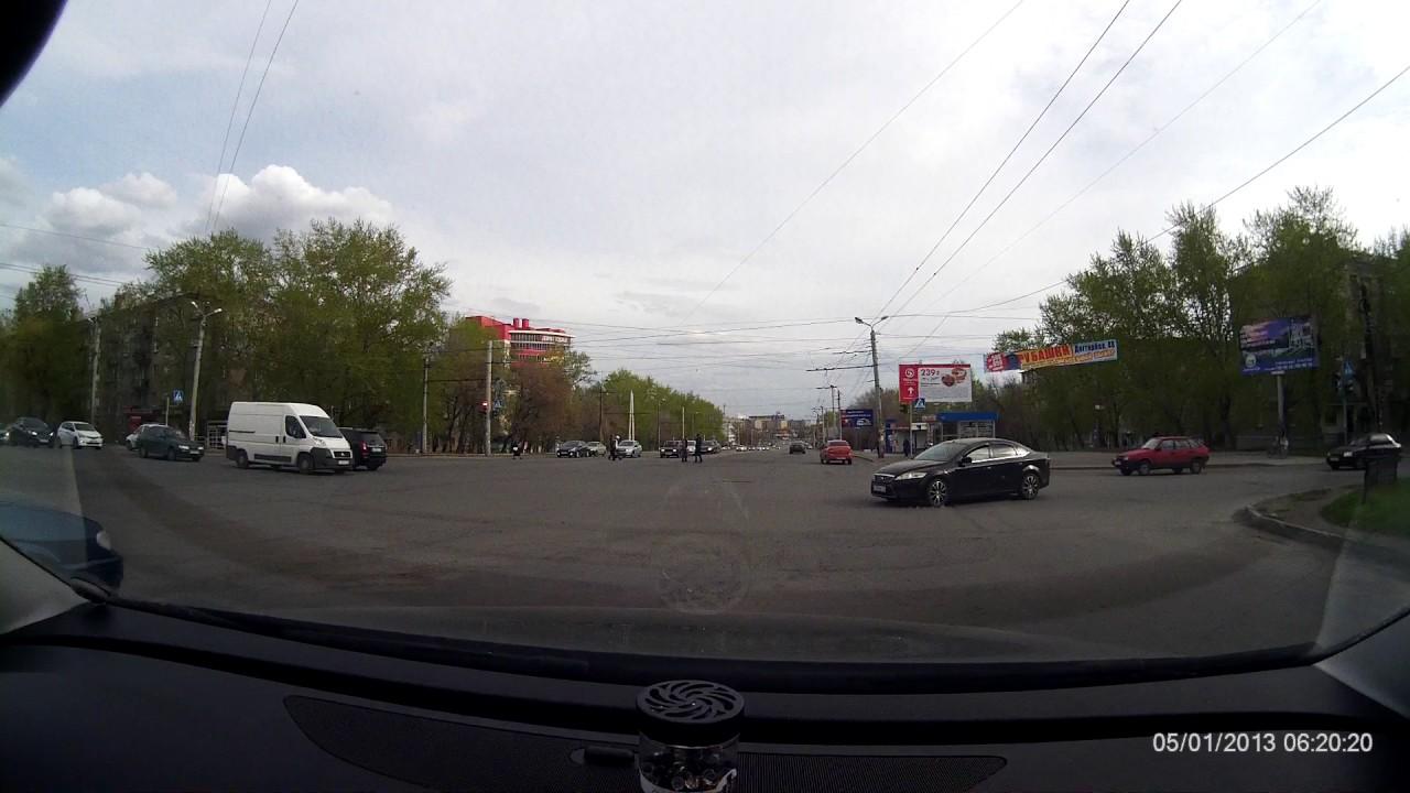 ДТП 05.05.2017 Черкасская-Ш.Металлургов