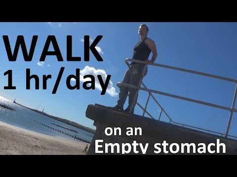 WALK 1 HOUR/DAY | EMPTY STOMACH | WHY I DO IT