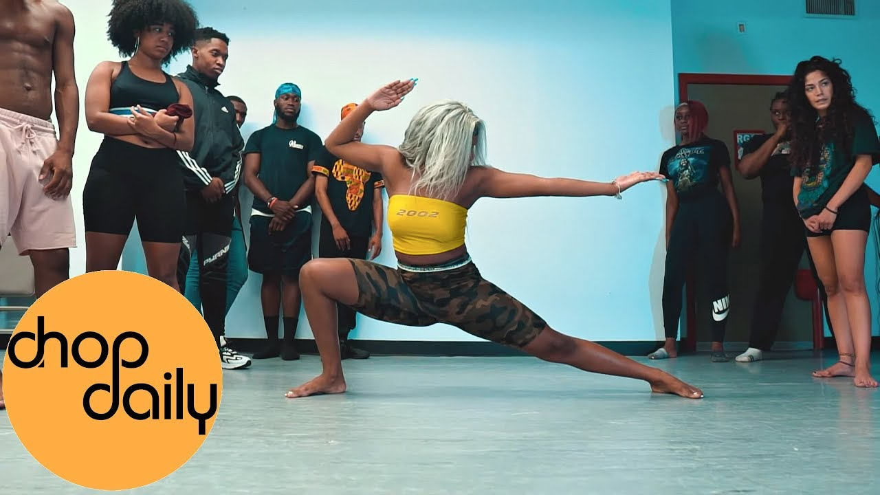 Tekno, Yemi Alade, Mr Eazi - Don't Jealous Me (Dance Class Video) | @itscookieboo Choreography