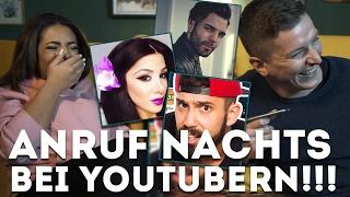 Mit Niloofar Irani Nachts YouTuber nerven (BullshitTv, Emrah und Soraya Ali)