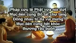 TRƯỜNG CA KINH VU LAN BỒN