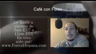 Forex con Café del 7 de Octubre NFPR