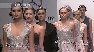 ALEXIA ULIBARRI Highlights Spring Summer 2013 MBFW Mexico - Fashion Channel