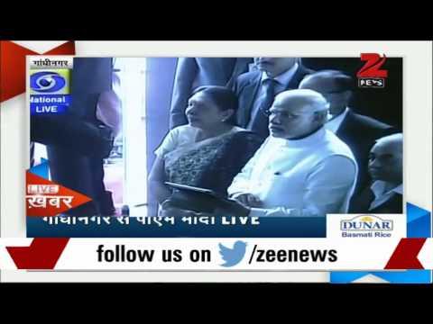 PM Modi in Gandhinagar to inaugurate Pravasi Bharatiya Divas