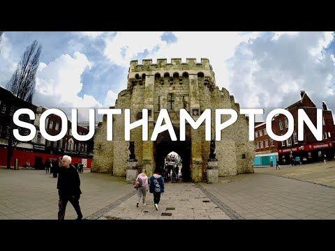 Qué ver y visitar en Southampton la ciudad del Titanic Inglaterra |Turismo – Viajar a Reino Unido UK