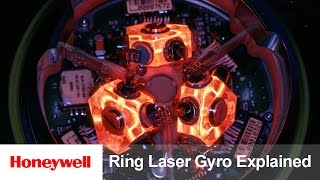A Ring Laser Gyro Explained in 20 Seconds | Products | Honeywell Aviation