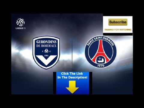 PSG Vs Bordeaux Live Stream 24-01-2017