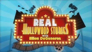 A Lesson in Hollywood Legends with Ellen DeGeneres