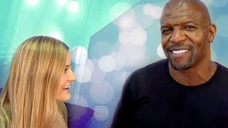E3 2017 - Terry Crews, Call of Duty WW2 and Mario Odyssey gameplay!