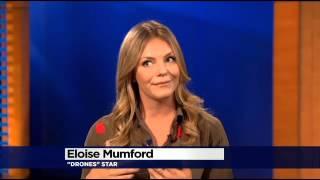 KCAL9 Tuesday June 24th, 2014 - Eloise Mumford talks