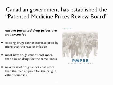 Ethical issues around the costs of prescription drugs