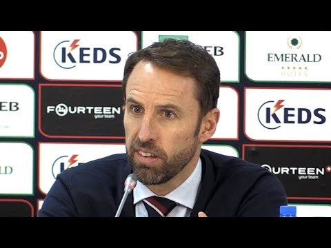 Kosovo 0-4 England - Gareth Southgate FULL Post Match Press Conference