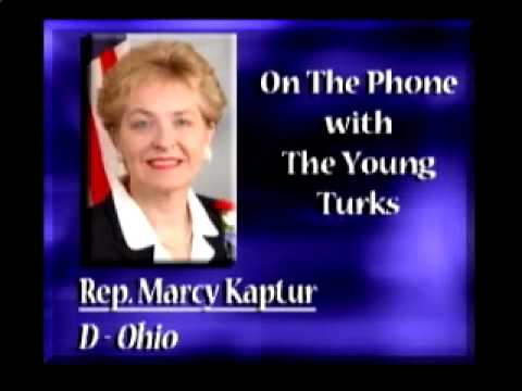 Rep. Marcy Kaptur on Criminal Investigations of Wall Street