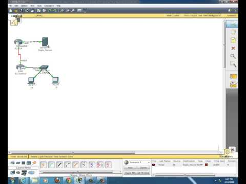 Checking Packet Tracer Activity Results