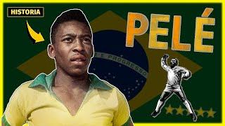 PELÉ, Así jugaba el Rey 🤴🏿 🇧🇷 (1956-1977) Leyendas Del Fútbol