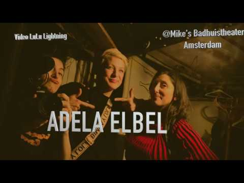 Adela Elbel Show AMSTERDAM (CZECH With ENGLISH SUB.)