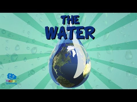 The Water. Looking after our Planet | Educational Video for Kids.