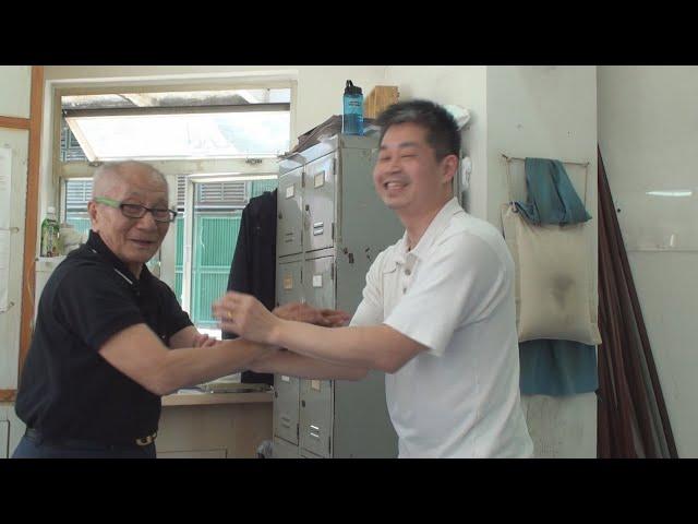Amazing Grandmaster Ip Chun
