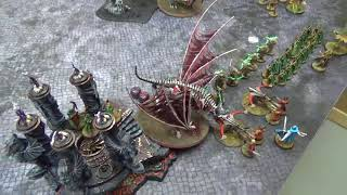 Video Age of Sigmar Battle Report: Flesh Eater Courts vs. Wanderers 2,000 Points download MP3, 3GP, MP4, WEBM, AVI, FLV Januari 2018