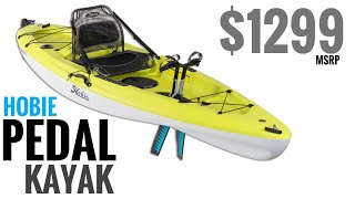 NEW Hobie Passport Mirage Pedal Kayak:  $1299