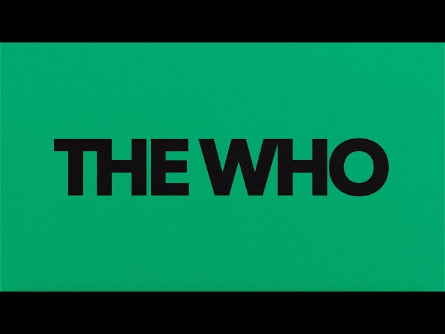 The Who - Beads On One String (Yaggerdang Remix) | Official. Lyric Video