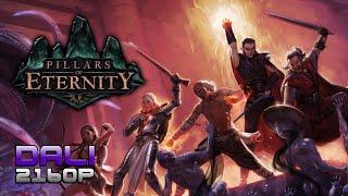Pillars Of Eternity PC Gameplay 1080p