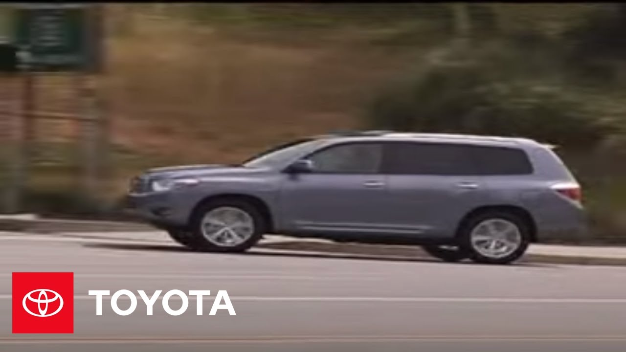 Toyota Highlander Owners Manual: All-wheel drive lockswitch