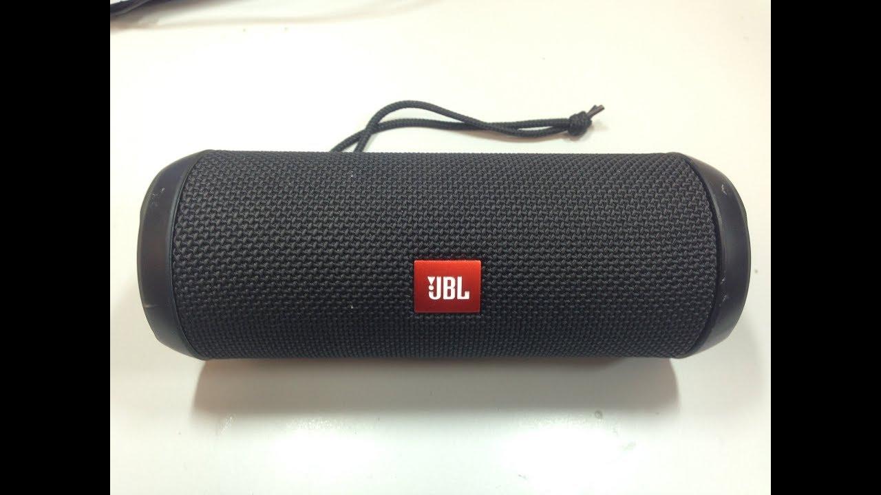 JBL Flip 3 No Sound, kein Sound fix (german)