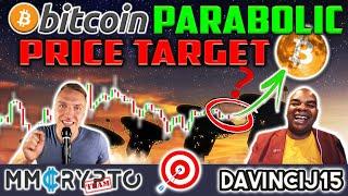 DavinciJ15 - Bitcoin PARABOLIC $16'000? + 2 SECRET Altcoins