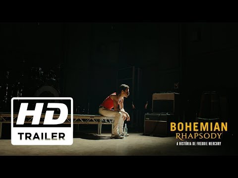 Bohemian Rhapsody | Trailer Final Oficial | Legendado HD