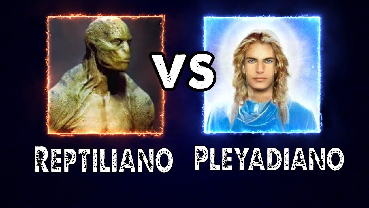 Reptilianos Vs Pleyadianos Doovi