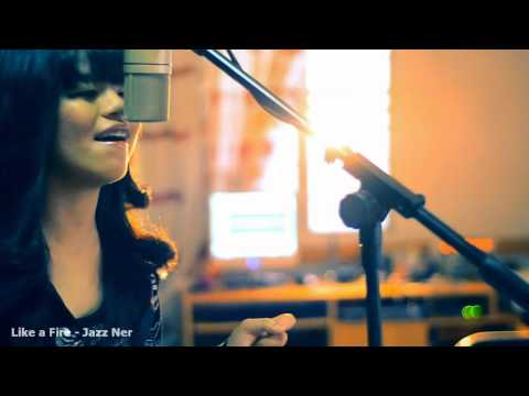 Like A Fire (Planetshakers) cover song by Jazz Ner