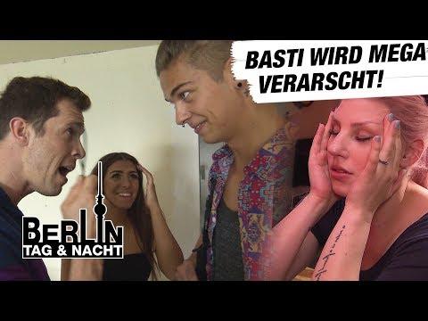 Berlin - Tag & Nacht - Basti wird von den Kids heftig verarscht! #1510 - RTL II