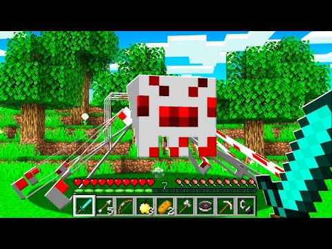 7 NEW Spiders That Minecraft Should NEVER Add!