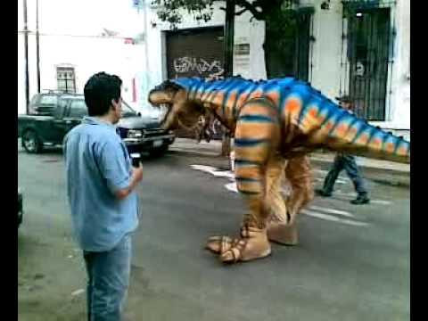 disfraz de dinosaurio t rex