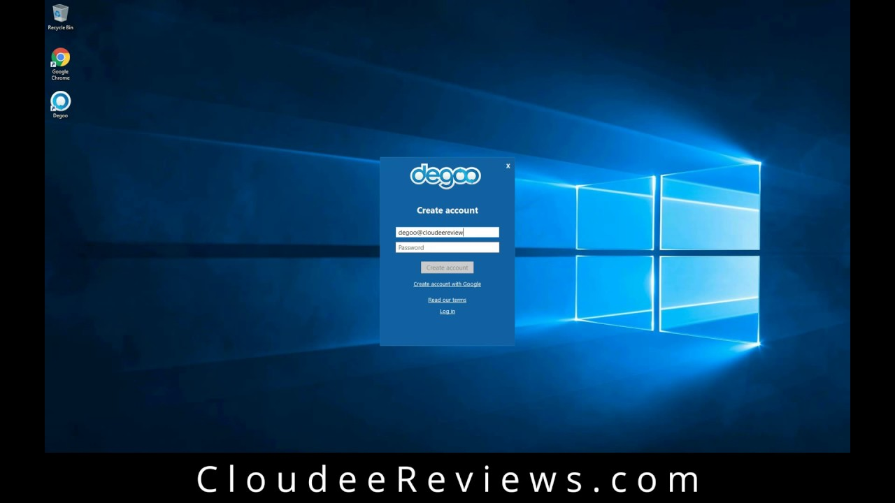 Degoo Review - August 2019 - Cloudee Reviews