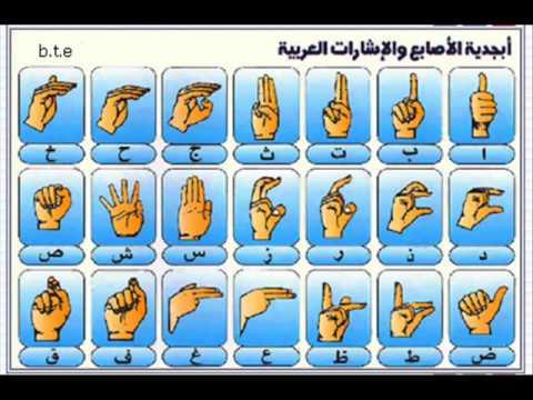 تعلم لغة الاشارة pdf